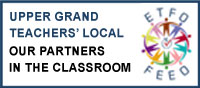 Our Partners in the Classroom
